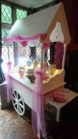 Candy Occasions Sweet Cart hire