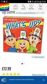 Whats up game age 5+