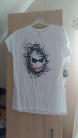 Women's Collectible Tshirts - Game of Thrones, Harley Quinn, True Blood, Joker size S/M