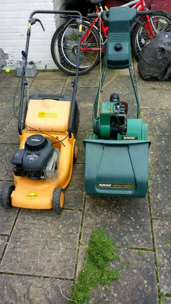 Lawnmowers spares or repairin Cramlington, NorthumberlandGumtree - Two Lawnmowers spares or repair. Not much wrong with them, easy fix projects, just dont have the time