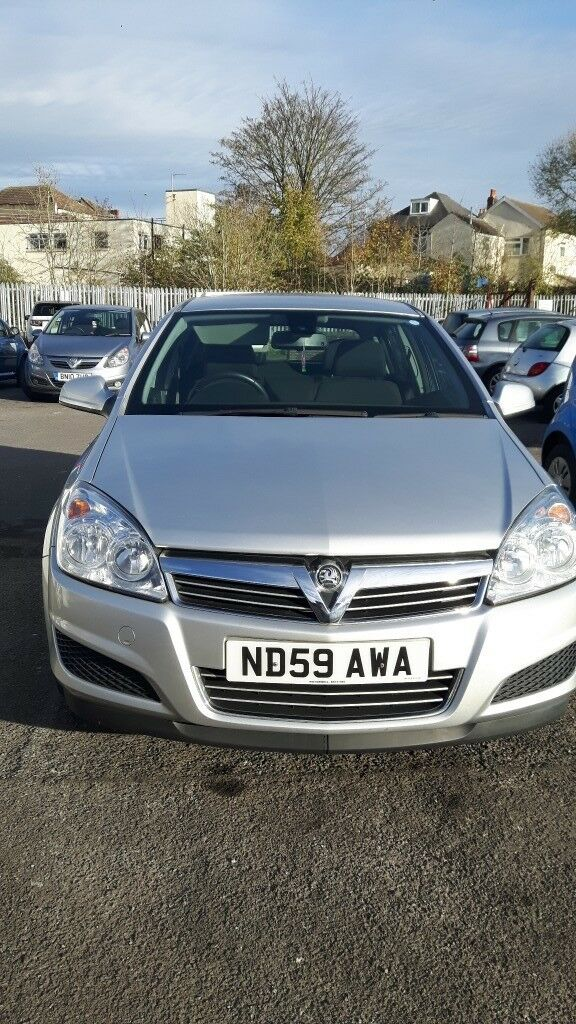 Vauxhall Astra 1.4i 16v Active. Low Mileage