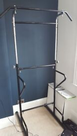 DTX Fitness Power Tower All In One Fitness Station