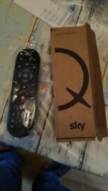 Sky q remote brand new in box