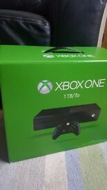 Xbox one 1tb ... sealed... brand new