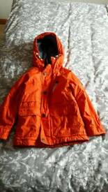 BOYS NEXT JACKET AGE 4