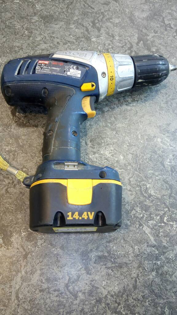 Rechargeable drill 36275/15