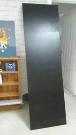 Ikea black desk top free