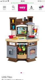 Little tikes cook & learn kitchen