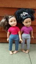 Designer&Friend dolls