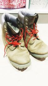 Timberland boots *bargain* Great condition
