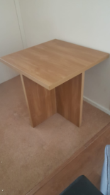 Square Dinner Table Available