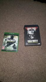 Infinite warfare legacy edition x box one