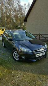 Ford Focus Titanium estate 1.6 diesel, £6295ono