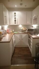 Central one bedroom flat for lease £700 per month. Near supermarket and transport links.