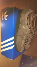 Adidas munchen brown 7