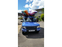 LANDROVER DISCOVERY 2.5 TD5 SERIES 2, 7 SEATER - MOT JULY 2018