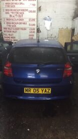 BMW 1 Series Fully Loaded With Extras
