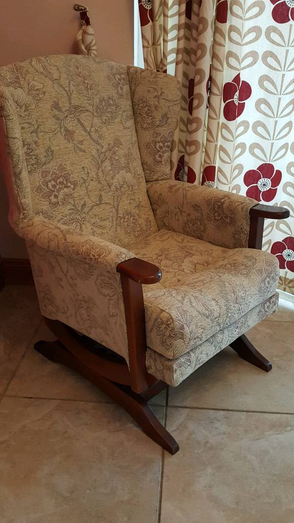 Prime Beautiful Parker Knoll Rocking Chair 270 In Lurgan County Armagh Gumtree Machost Co Dining Chair Design Ideas Machostcouk