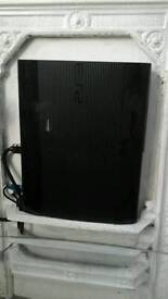 Ps3 slim 500 GB with 3 pads and 50 games
