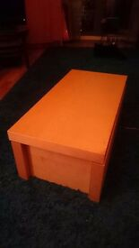 Storage box/ table