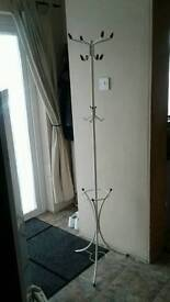 Hat and coat stand - shabby chick