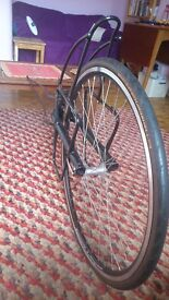 Bicycle trailer - ExtraWheel - Eurobike strongwheel