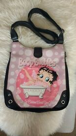 Betty Boop Cross-Body Bag