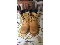 Ashwood leather boots