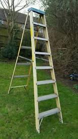 7 tread fibreglass steps