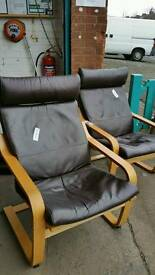 Poang lounge chair