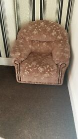 ALL FREE sofa, chair and units