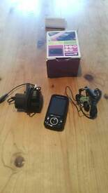 Sony Ericsson slide phone - Spiro