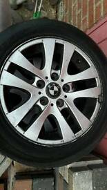 "Bmw 15"" Alloys"