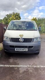 VW T30 long wheel base van. Compleat with full service history