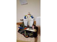 Junior Cricket kit in good condition - £15