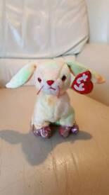 Ty Beanie Babies Zodiac Collection Rabbit