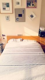 Flat to Share-Double Bedroom-Kings Cross-Balcony- GBP 320 pw (all bills incl.)