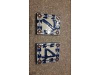 Ceramic House Numbers