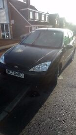 Ford focus wit an electrical fault at starter moted march great runner