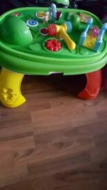 In the night garden activity.table.12 pound