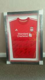 Liverpool signed top in frame