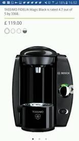 Bosch Tassimo T40 Coffee Machine