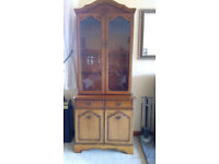 DISPLAY CABINET by Rossmore