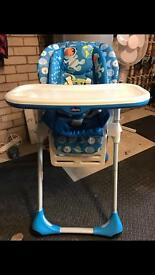 Chicco high chair RRP £60