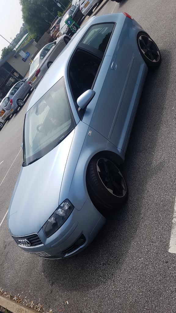 Audi A3 2.0 tdi sport s line dsg