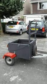 Small box trailer for sale