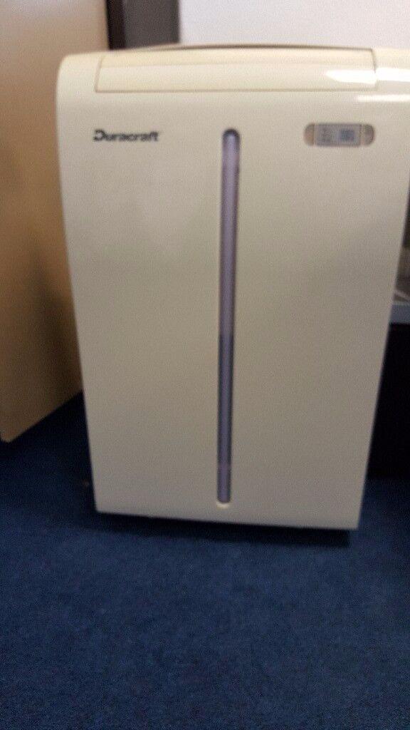 Duracraft air conditioning unit