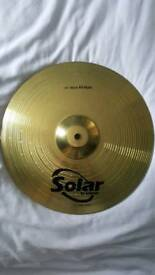 "14"" Hi-Hats Sabian Solar"