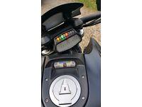2013 1200cc ducati diavel matt black motorbike