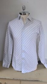 Gents Shirt ZARA, White, Size M